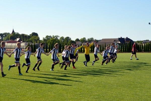 Juventus Academy Bydgoszcz w II lidze wojewódzkiej Trampkarza